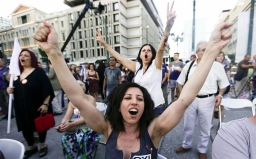 Greece: People power or heroes just for one day?