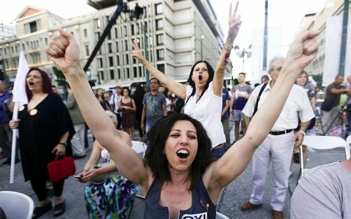 Greece No celebration