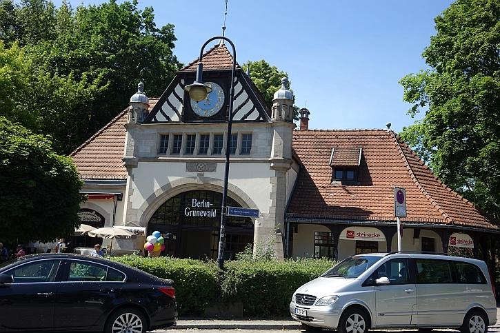 Grunewald S-bahn