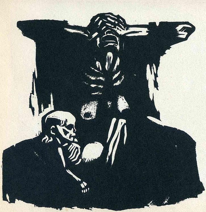 Käthe Kollwitz, Hunger,1924