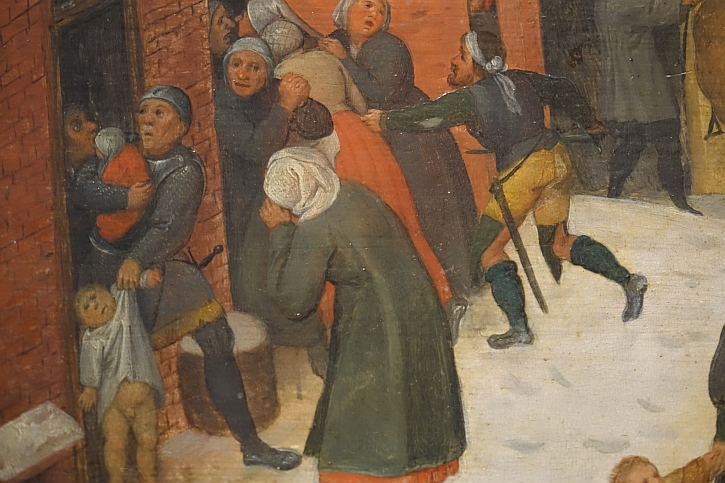 Massacre of the Innocents, detail 7