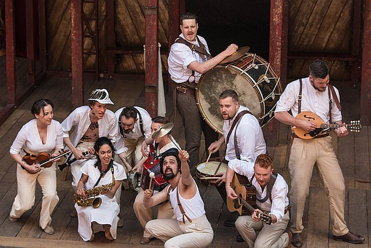 Romeo and Juliet musicians