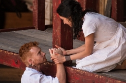 Romeo and Juliet in Calderstones Park: teenage hysteria