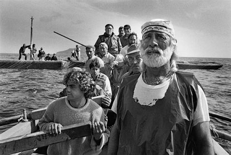 Workers: Tuna fishing, Italy