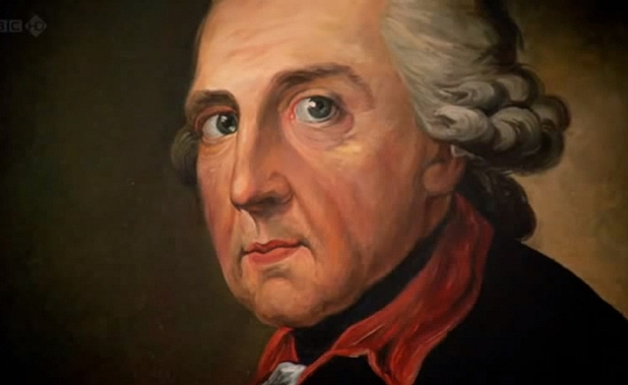 The enigma of Frederick the Great