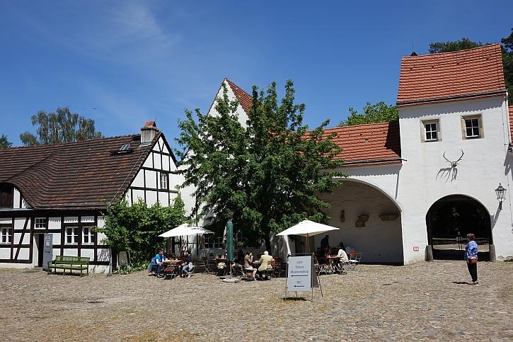 The Grunewald Hunting Lodge