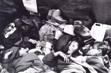 Migrations: refugees, former Yugoslavia