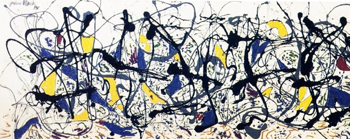 Jackson Pollock at Tate Liverpool: wrestling with a blind spot