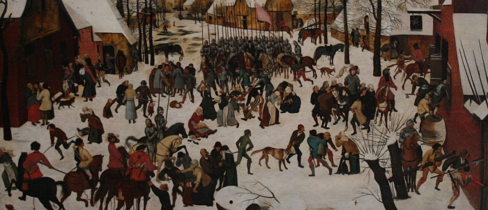 Bruegel in Vienna, part 2: Religion, politics and war