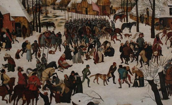 Bruegel in Vienna, part 2: Religion, politics andwar