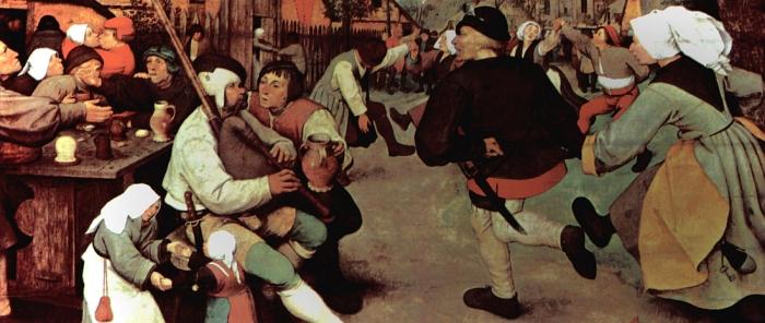 Bruegel in Vienna, part 3: 'Peasant' Bruegel