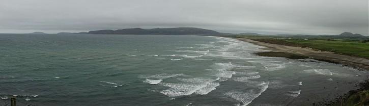Porth Neigwl panorama