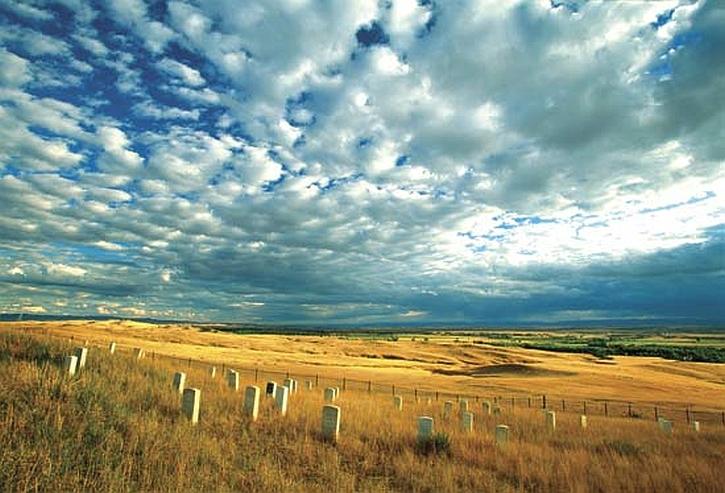 Little Bighorn, Montana