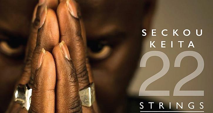 Seckou Keita 22 Strings