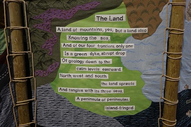 The Land by Harri Webb