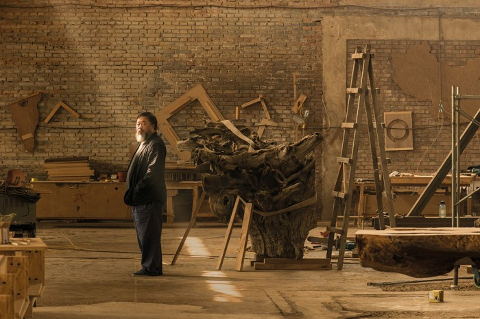 Ai Weiwei at the RA: Everything is art. Everything is politics