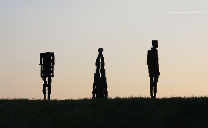 Antony Gormley: Being Human