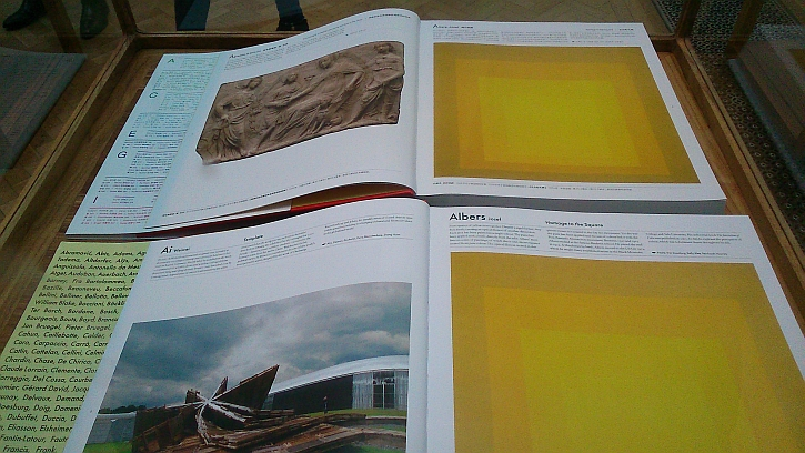 The Art Book, 2014