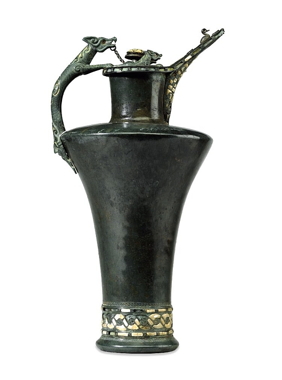 One of the Basse Yutze flagons