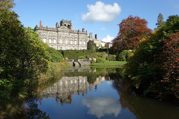 James Bateman's garden of creation at Biddulph Grange