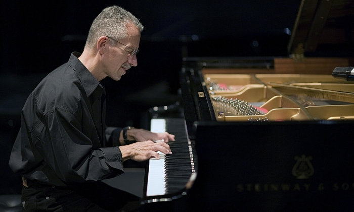 Keith Jarrett at the Royal Festival Hall: music canheal