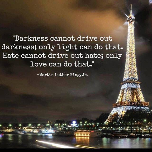 MLK and Paris