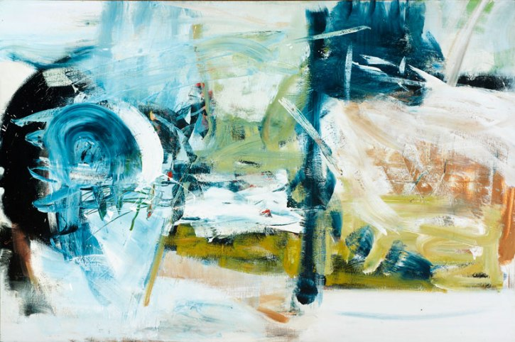 Peter Lanyon, Airscape, 1961