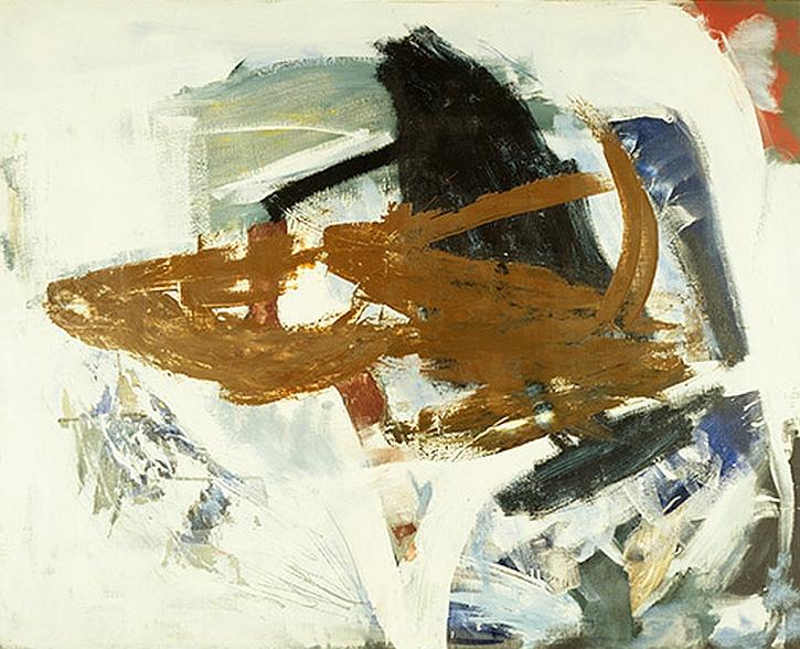 Peter Lanyon, Backing Wind, 1961