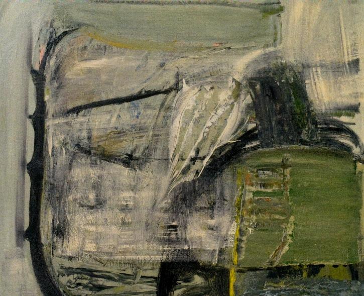 Peter Lanyon, Bird Wind, 1955