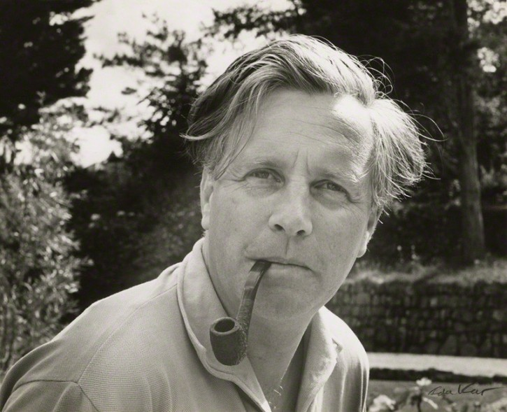 Peter Lanyon, photographed in 1961 by Ida Kar
