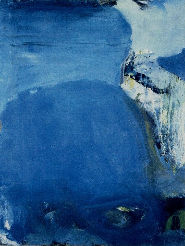 Peter Lanyon, Silent Coast, 1957