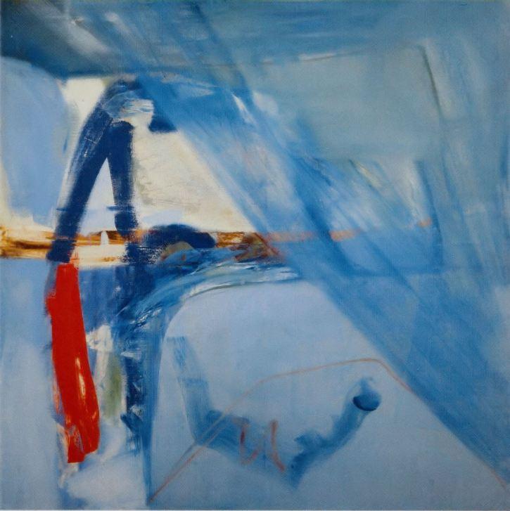 Peter Lanyon, Soaring Flight, 1960