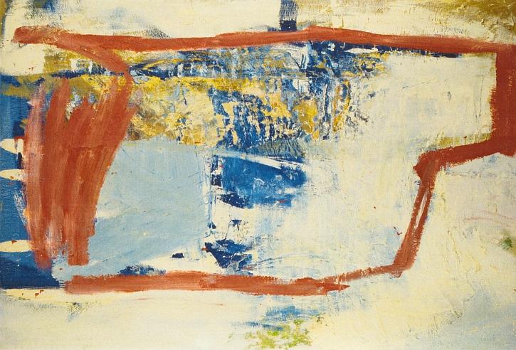 Peter Lanyon, Solo Flight, 1960