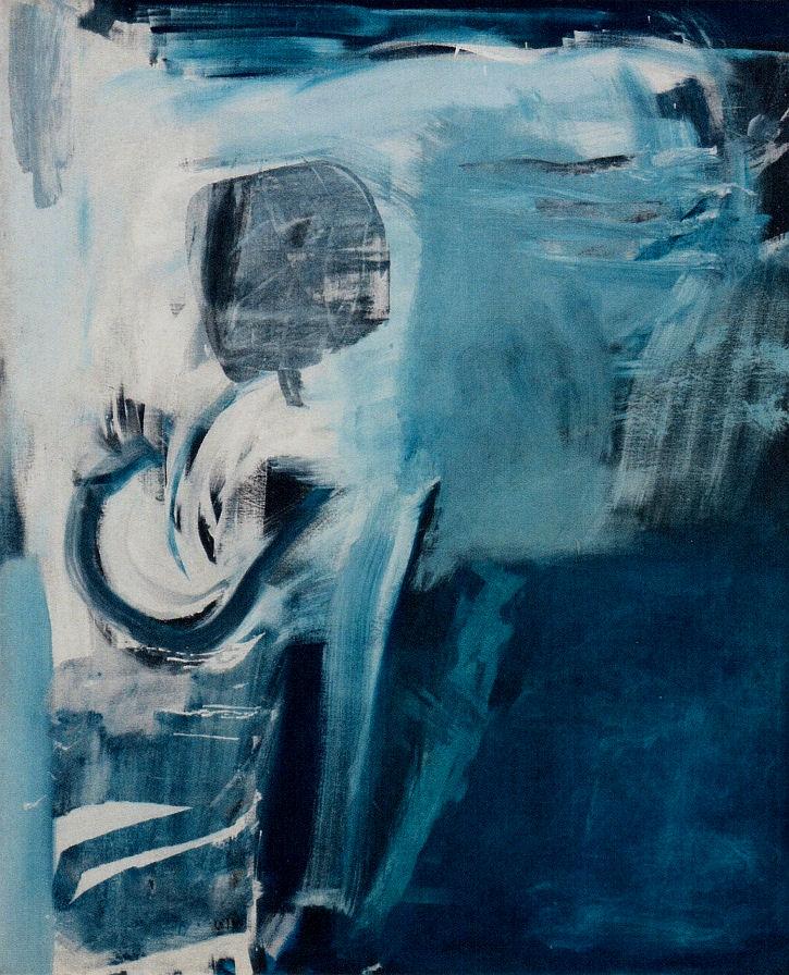 Peter Lanyon, Thermal, 1960