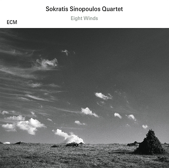 Sokratis Sinopoulos Quartet, Eight Winds CD cover