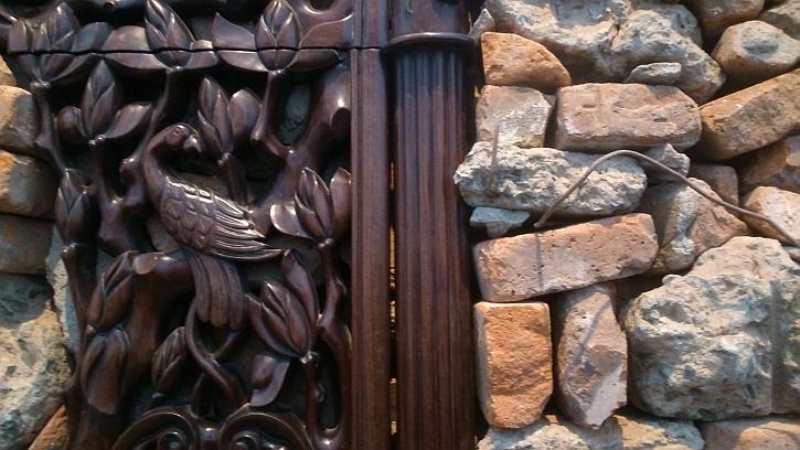 Souvenir from Shanghai ,detail
