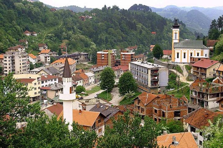 Srebrenica today