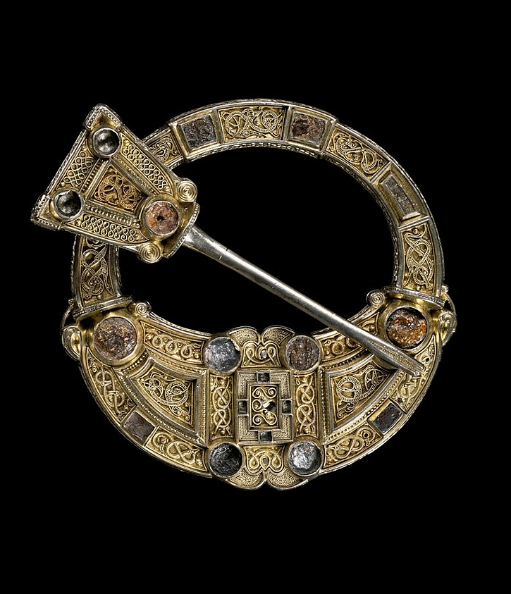 The Hunterston Brooch, front