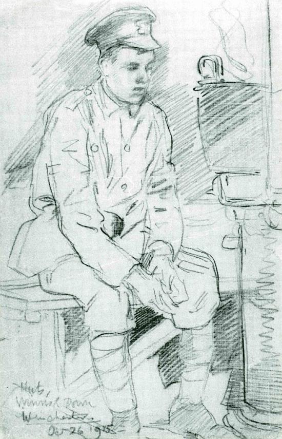 Fusilier, October 26, 1915