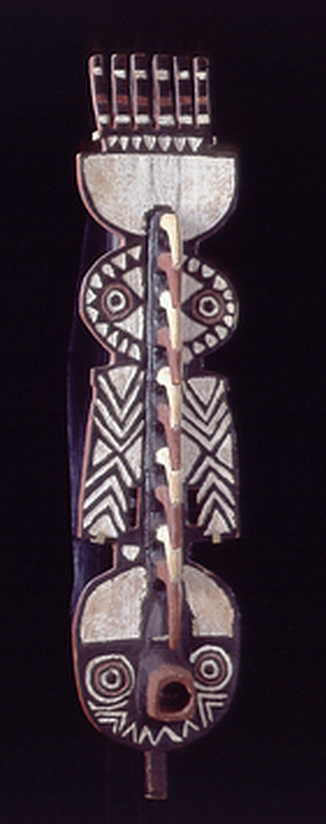 Gelede mask from Burkina Faso