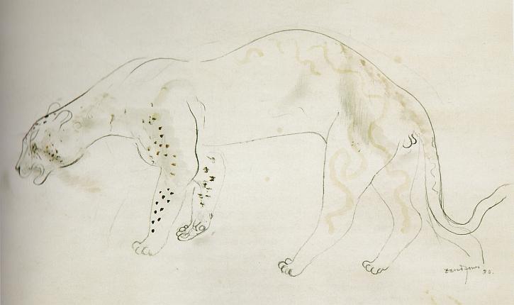 Leopard, 1930