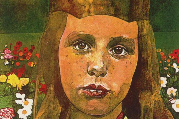 """Peter Blake, """"Well this is grand!"""" said Alice, 1969"""