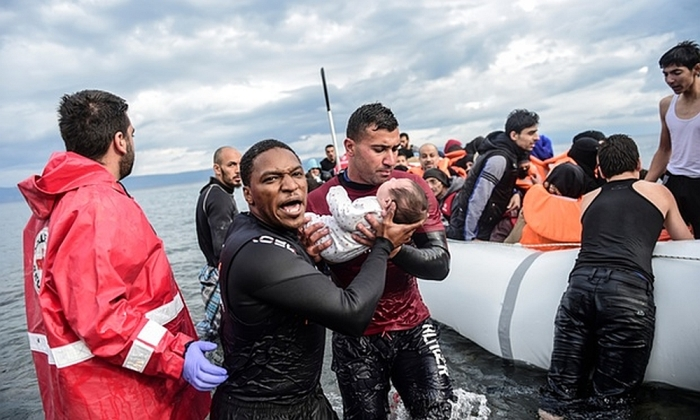 Refugees: Europe did more in1945