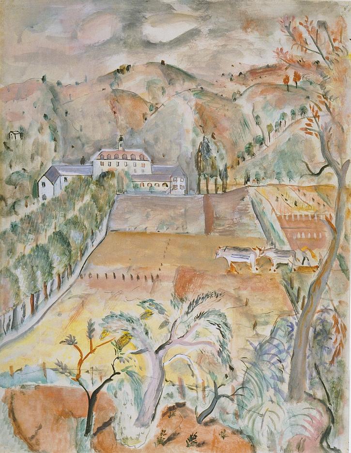 Roman Land, 1928