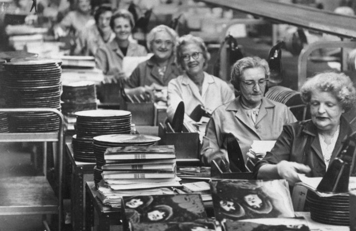 Inside the Rubber Soul factory