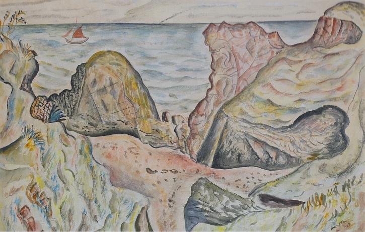 Sandy Cove, Caldy, 1927
