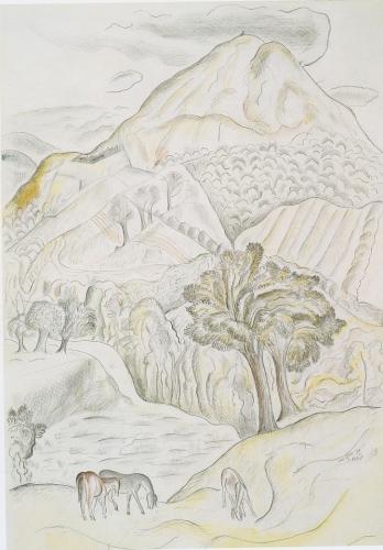 Y Twmpa, Nant Honddu, 1926