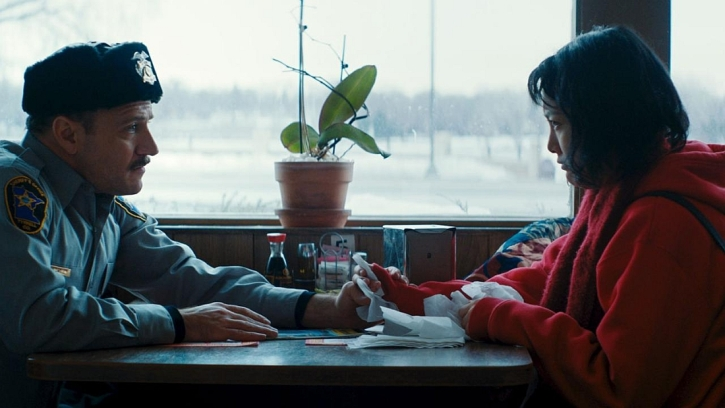David Zellner and Rinko Kikuchi in 'Kumiko, the Treasure Hunter'
