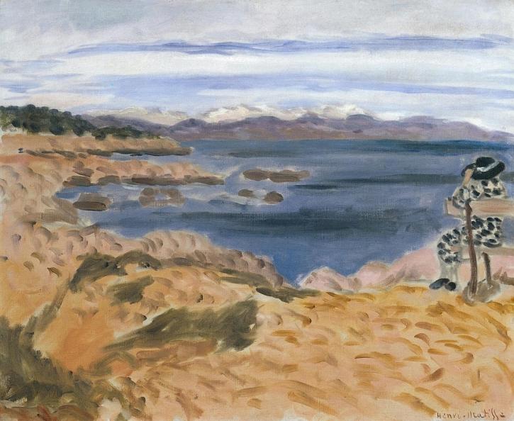 Cap d'Antibes 1922