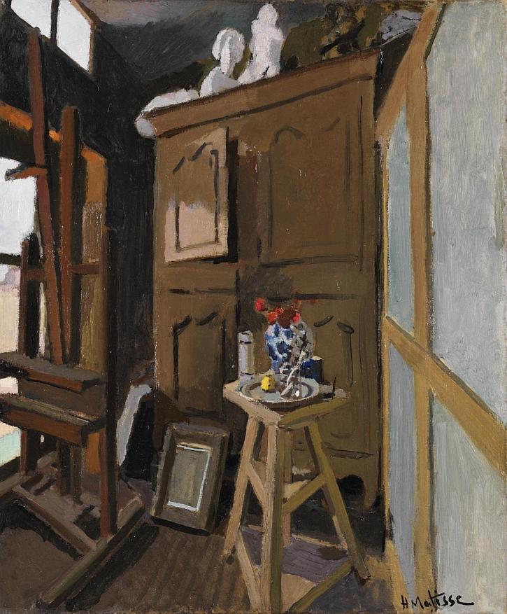 Studio Interior c.1903-4